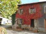 Stone built 3 bedroom house with barn and small garden area