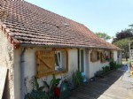 Village house with 3 bedrooms and fenced garden