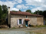 A charming stone house with landscaped garden in a small hamlet