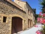 Spacious stone village house with garden and courtyard near le Buisson de Cadouin