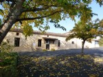 Old stone farmhouse restored with outbulidings & swimming pool on land of 2 HA 30.