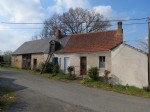 Detached house in hamlet, with lots of outbuildings and great views.