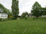 Cosy detached 2 bedroom house with static caravan and land (8428m2 or 2.08 acres)