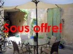 *Character 3-bedroom village house with terrace close to the river in the heart of Cessenon Sur Orb