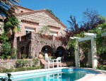 Beautiful property, with pool, stunning gardens and views