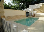 * Period wine growers property tastefully renovated with four bedrooms, 2 terraces, pool and gite.