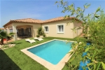 * Magnificent Villa of 135m ² with 504m ² of garden!
