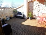 *Superb town house with garage and roof terrace