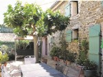Converted barn with 2 apartments in Ventenac-en-Minervois