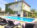 *Large 5-bed detached mansion with swimming pool and seperate 2-bed gîte