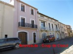 *Rare - Elegantly renovated 4 bedroom town house, garden garages, pool and views (centre of village)