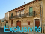 *Historic property within Ramparts of Gabian, with garden courtyard. 355m2. Partially renovated.