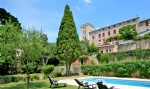 *Chateau with glorious views, landscaped gardens and pool on the Canal du Midi