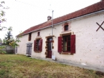 Hamlet house with lots of potential, a barn and a paddock