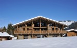 Chalet in Mont d'Arbois is located only few minutes away from the centre of the village