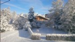 Beautiful All Year Chalet with secluded Garden