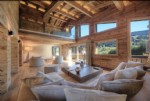 Beautiful Modern Chalet Georges with 6 bedroom and brilliant views of Mont-Blanc