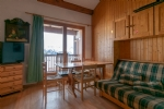 Ski in/ski out apartment - La Plagne 1800 PARADISKI