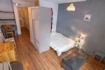 Charming ski in/ski out studio apartment - La Plagne 1800