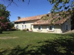 House and 2 gites, swimming pool and large garden