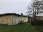 Detached house for updating with large garden, barn, woodland