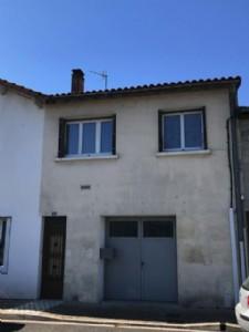Village house in Chalais