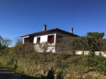 Detached house with garden, small price.