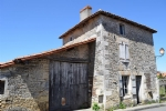 Habitable Old Stone House in Verteuil Sur Charente With Attached Barn To Convert