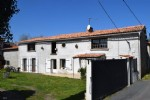 Stone House Close to Civray with 4 Bedrooms