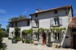 Renovated House with 5 Bedrooms, Pool and Outbuildings. Verteuil-Sur-Charente