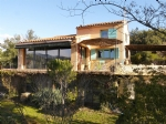 House in Ceret, exceptional location