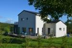 Contemporary low-energy eco-house