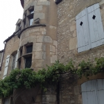 Large flat in Avallon, a peaceful town of Burgundy