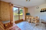 Apartment with cabin bedroom for sale in the heart of the Saint Jean d'Aulps-Roc d'Enfer resort