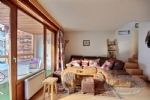For Sale South Facing Triplex 3 Bedroom Flat In The Centre Of The Resortof Saint Jean D'Aulps
