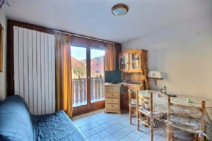 For Sale, T2 Apartment At The Bottom Of The Ski Slopes Of Saint Jean D'Aulps