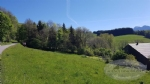 Large Land Of 3509m ² (of Which 1721m ² Constructibles) In Hameau Close To The Village Of Lullin