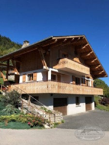 Rental Year Individual Chalet 4 Rooms Seytroux
