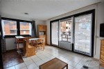 For sale ground floor apartment at the bottom of the slopes of Saint Jean d