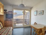 Studio flat in the heart of the ski resort of hirmentaz in bellevaux