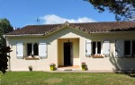 Petit Verger - a modern bungalow in a lovely village with all amenities.