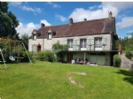 Lovely property comprising 2 houses, a barn and land