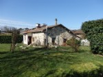 Charming, 2 Bedroom Charente Cottage with Attached Garden and Outbuildings