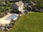Exceptional 5 Bed House, with 2 Bed Gite, In ground Pool and Land