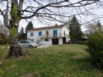 Great Reduction for this Good House with Views to the Town and Garden in the Vienne