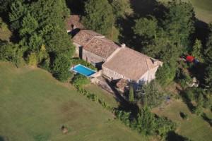 Dordogne – Charming Stone Home with 2 Gites & Pool