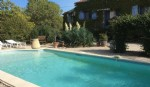 South of France, Lorgues: Provencal Villa, Apartment & Pool.