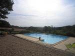 Stunning pool side views