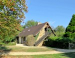 Attractive 7 person gîte with owners cottage and swimming pool.
