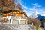 8 bedroom luxury chalet, in a superb location with fantastic views.
